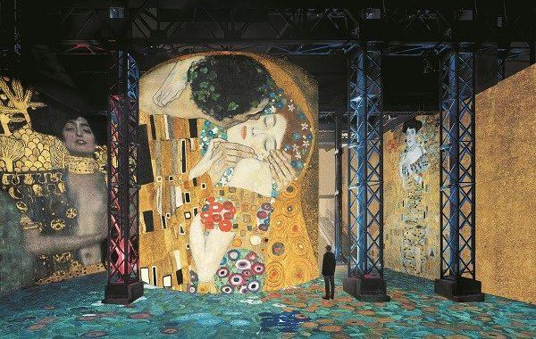 [VIDÉO] Le génie Klimt s'exprime à l'Atelier des Lumières