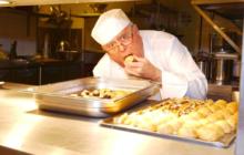 Le chef étoilé français Albert Roux s'est éteint