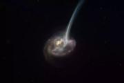 Première observation d'une galaxie lointaine