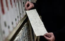[Histoire] À Dijon, découverte d'un message écrit il y a 165 ans
