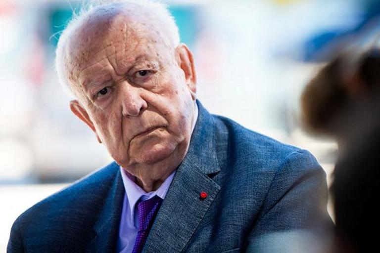 [Marseille] L'ancien maire Jean-Claude Gaudin (LR) en garde à vue