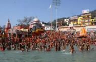 [Inde] Malgré le covid, des centaines de milliers d'hindous se baignent dans le Gange pour Maha Shivratri