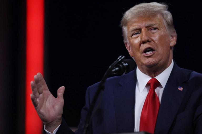 [Trump] « Je vous manque déjà ? »