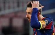 Messi s'éloigne du PSG