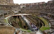 Le Colisée de Rome se dotera d'un nouveau plancher amovible