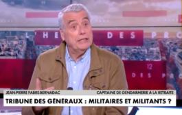 """""""Elle pantouflera plus vite que nous"""" : l'auteur de la tribune des généraux tacle Pannier-Runacher"""