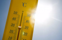 [Météo] De fortes chaleurs cette semaine