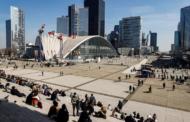 Cinq agences d'architectes en compétition pour reverdir la Défense à Paris