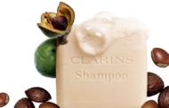 Shampooing solide Clarins : Nutrition, souplesse et brillance en un seul geste