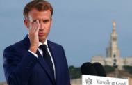 À Marseille, Macron le Caïd