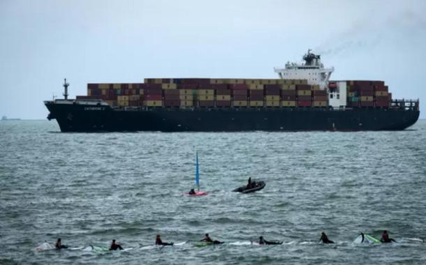 Le Royaume-Uni veut réduire à zéro les émissions du transport maritime mondial d'ici à 2050