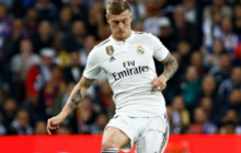 [Foot] Real Madrid : Kroos est de retour !