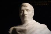 Un buste de Napoléon sculpté par Rodin en vente à Hong-Kong